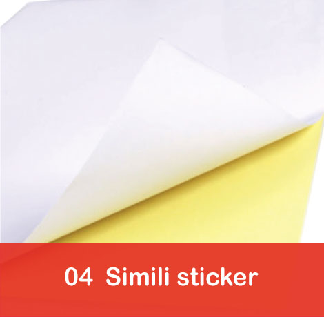 Simili Labels Stickers Printing Services Singapore Fast & Cheap