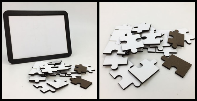 Custom printed jigsaw puzzle in Singapore